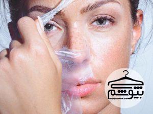 چگونه لایه بردار خانگی برای پوست صورت بسازیم؟