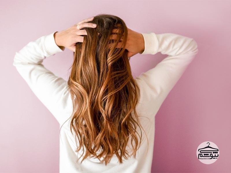 ماسک مو طبیعی برای جلوگیری از ریزش موهای چرب