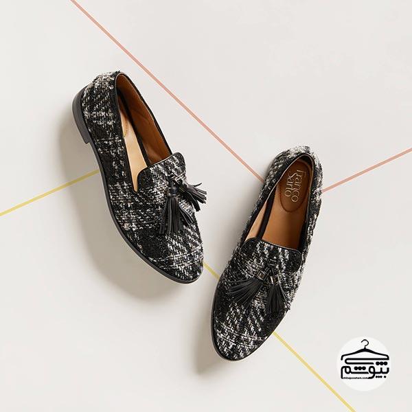 کفش تخت مدل لوفر