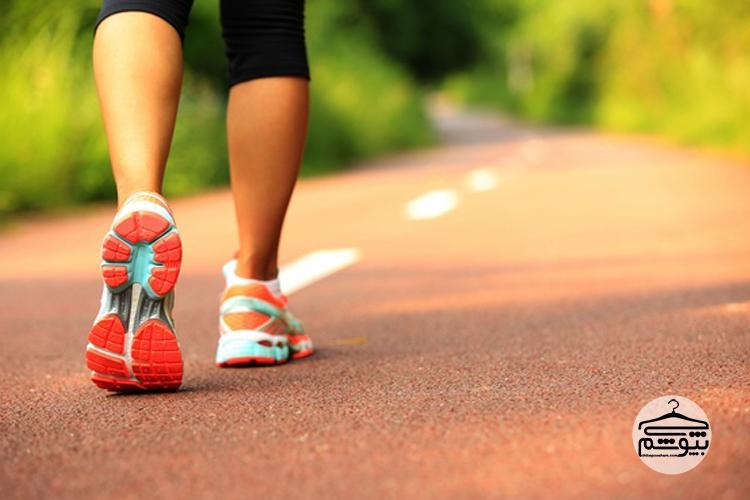 پیادهروی روزانه را در برنامه خود قرار دهید