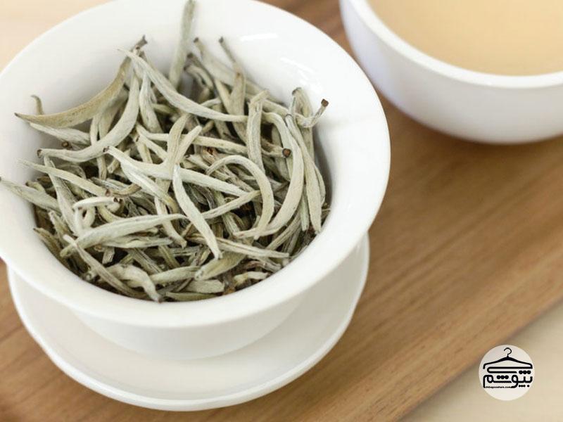 چای لاغری سفید