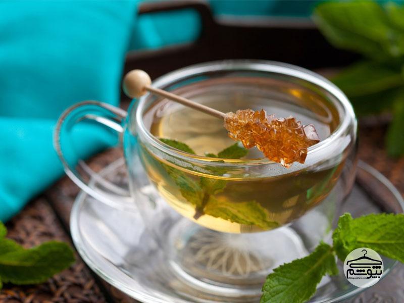 معرفی چای لاغری سبز