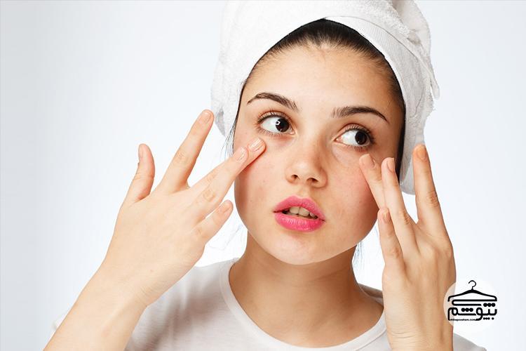 مراقبت از پوست خشک در طول روز: