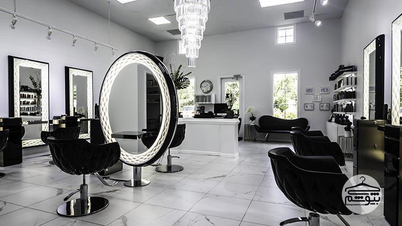 مکان آرایشگاه عروس مهم است