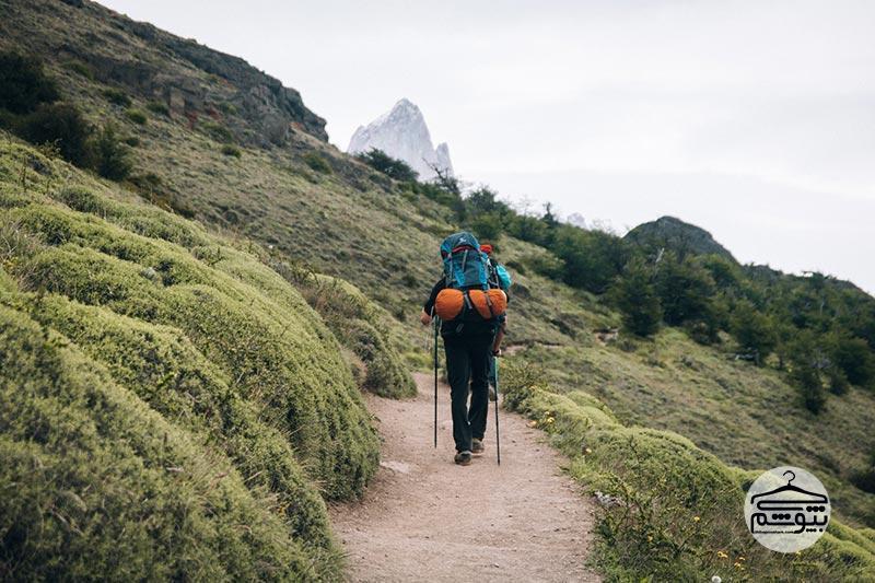 کفش پیادهروی را جایگزین کفش کوهنوردی نکنید