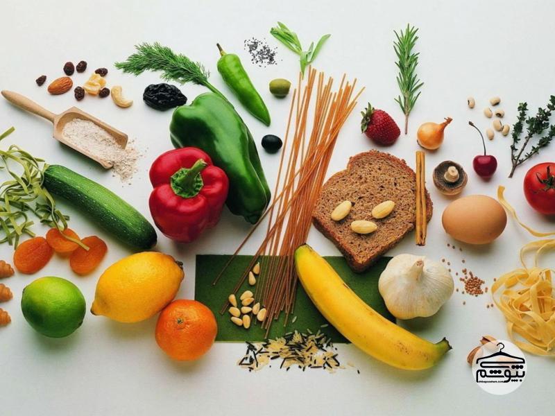 با خوراکیهای کم کالری برای رژیم لاغری آشنا شوید