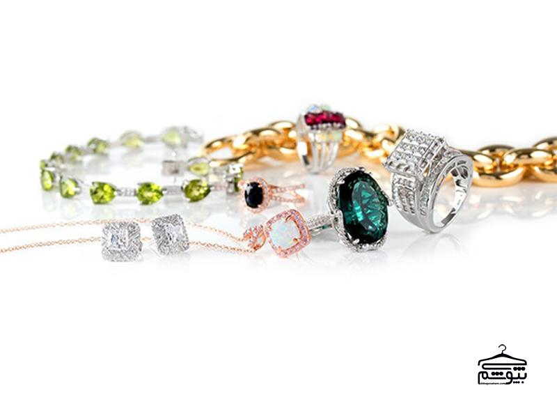 معرفی لوکسترین و زیباترین جواهرات کلاسیک