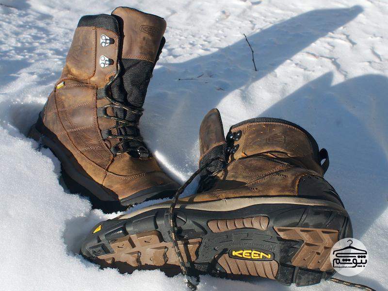 کفش کوهنوردی صعود بالا