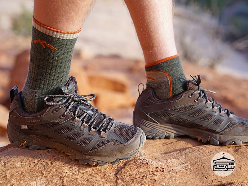 راهنمای استفاده از کفش کوهنوردی