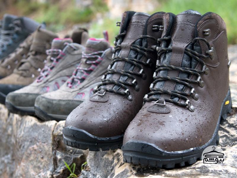 کفش کوهنوردی ضد آب