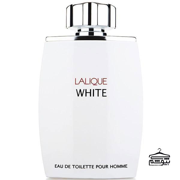 چرا خریدادو تویلت مردانه لالیک مدل White را توصیه میکنیم؟