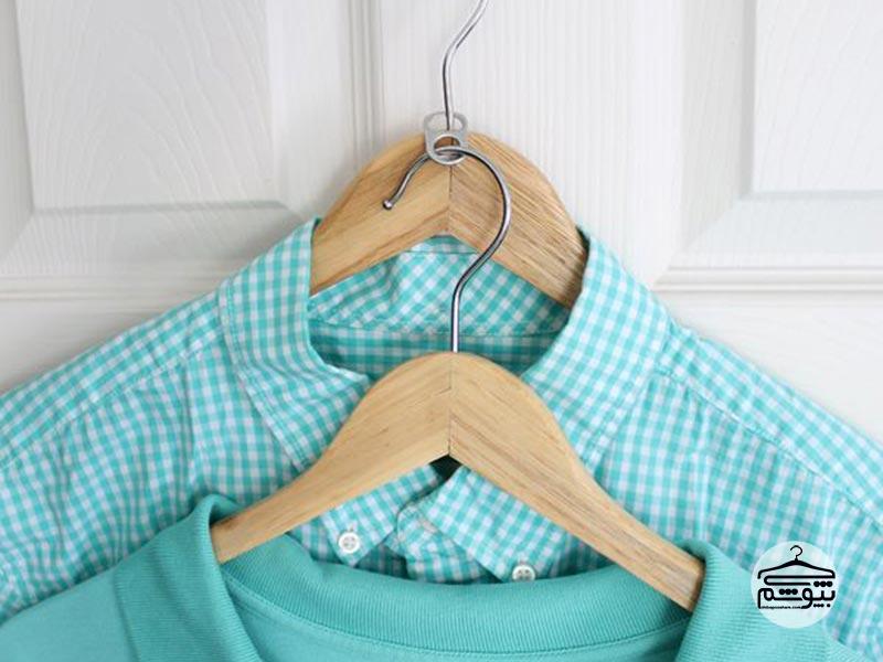 رفع مشکل فضای کم کمد لباس