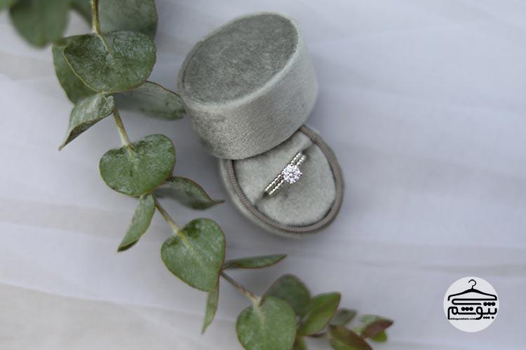 خرید جواهرات برای خانم ها