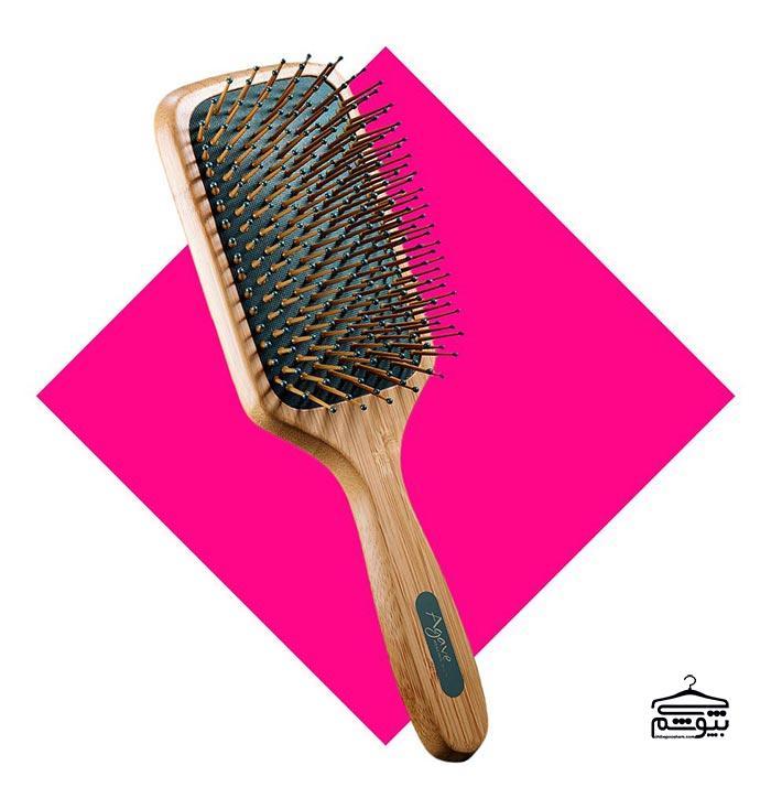 شانه مناسب برای موهای ضخیم