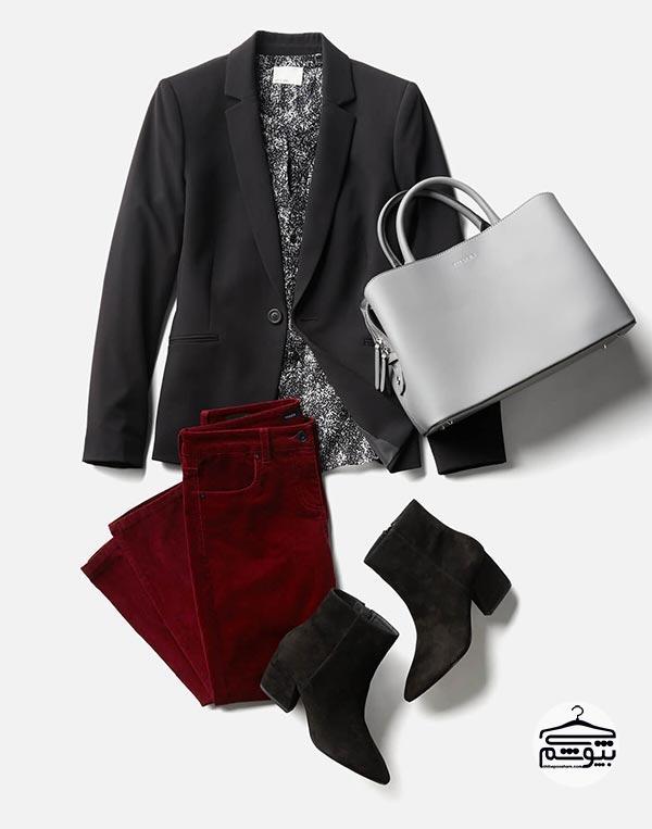 برای لباس پاییزه خود رنگهای مناسبی را انتخاب کنید