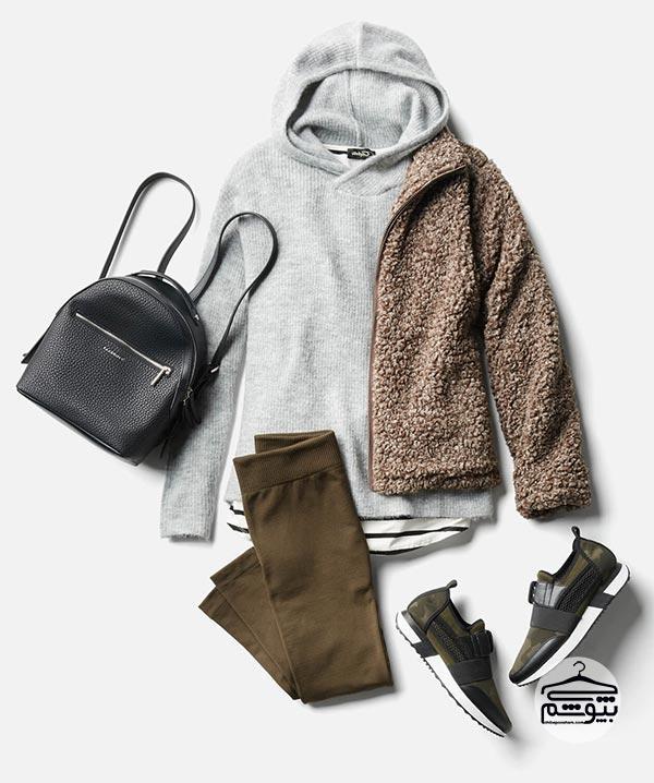 برای بیرون رفتن از خانه، لباسهای مناسبی را انتخاب کنید