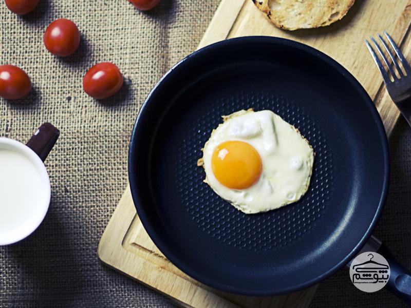 کولین از خواص مفید تخم مرغ است