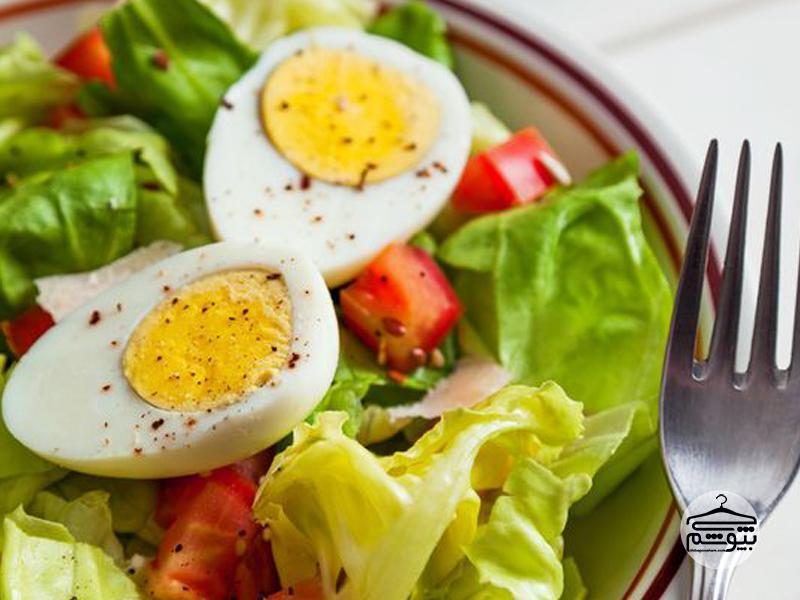 تخم مرغ و کاهش ریسک ابتلا به بیماری قلبی