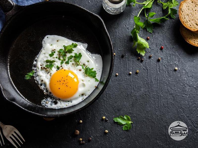 با خواص تخم مرغ برای بدن آشنا شوید