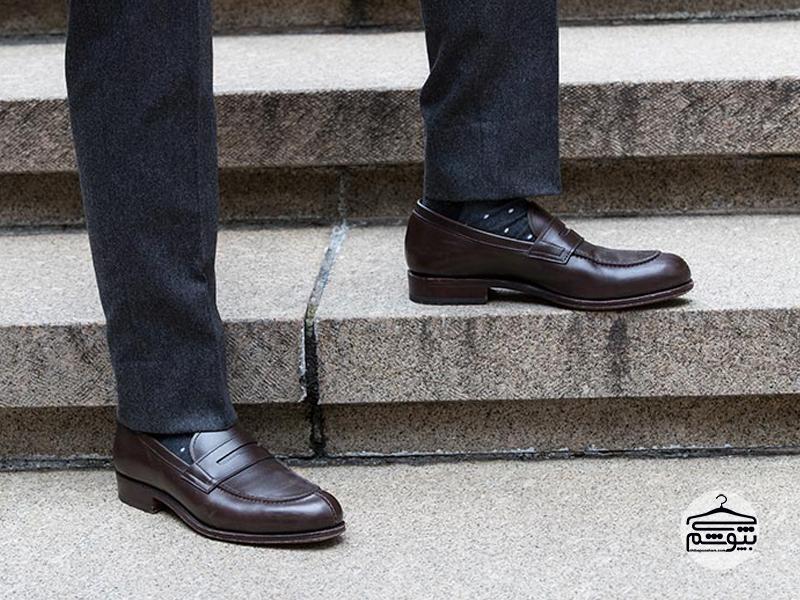 انتخاب کفش مناسب قرار کاری