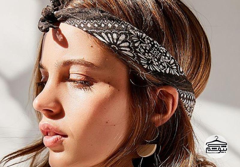 مزایای استفاده از دستمال سر، هدبند و باندانا
