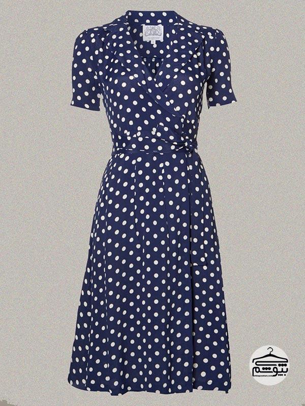 در مغازهها بگردید و پیراهنهای سبک وینتیج زیبا پیدا کنید