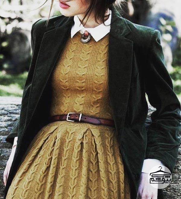 سبک لباسهای محبوب در دورههای زمانی مختلف