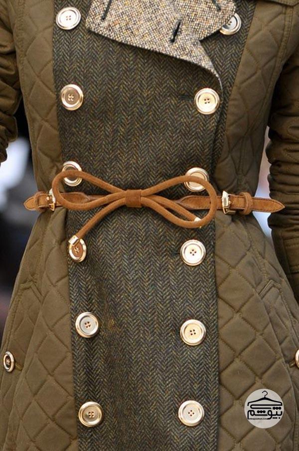 لباسهای جدید و طراحی الهام گرفته شده از دوران قدیم