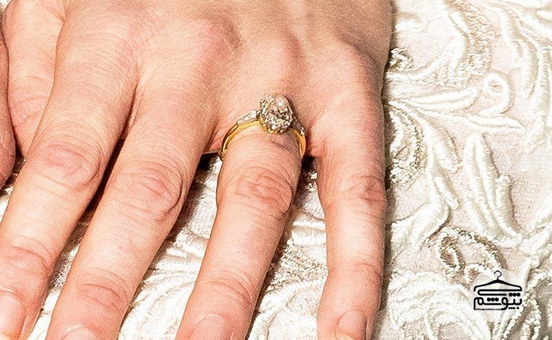 حلقه ازدواج کریستن دانست