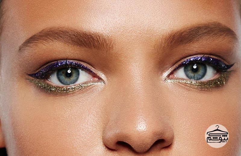 از پرایمر آرایشی مخصوص چشم استفاده کنید