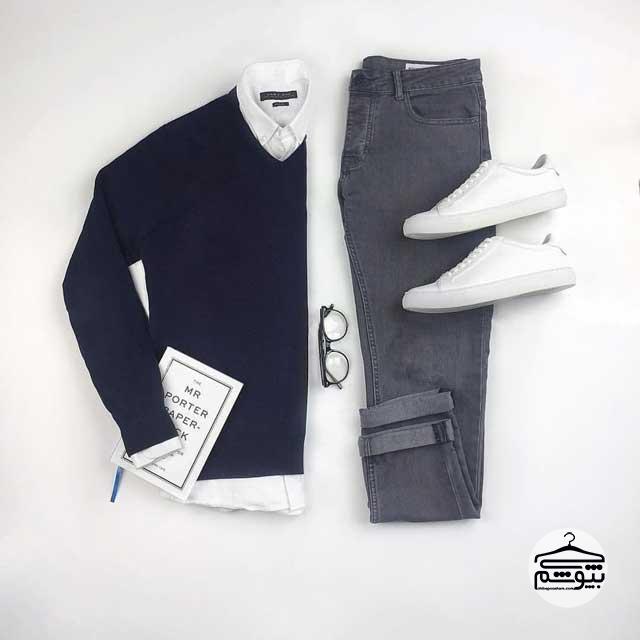 مدل لباس مردانه برای عید ۹۸