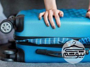 بهترین مدل های چمدان دلسی