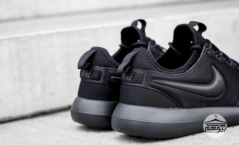 ساختار پیشرفتهتر در طراحی کفش نایک