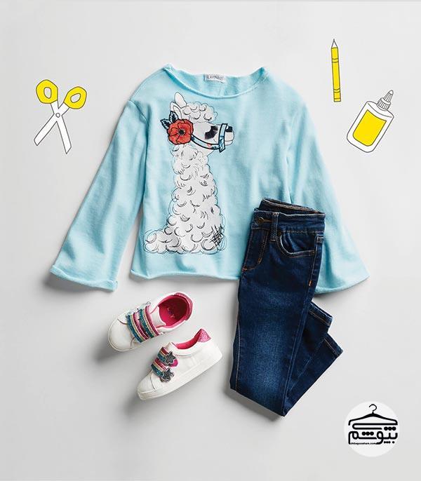 لباسهای رنگی برای فصل زمستان