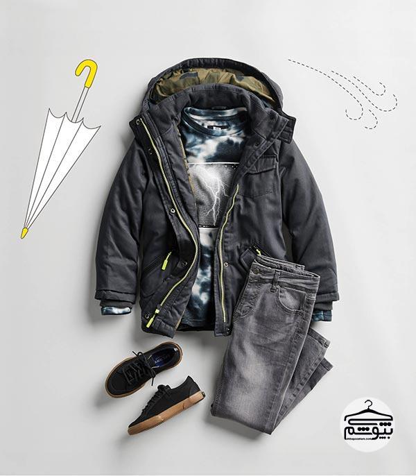 لباسهای مناسب برای روزهای سرد زمستان