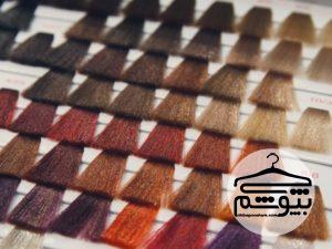 پیشنهاد انتخاب رنگ مو و هایلایت برای سال جدید