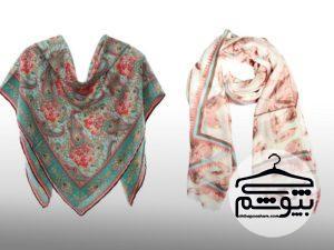 معرفی مدلهای جدید شال و روسری
