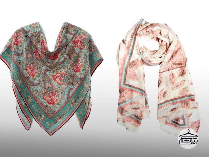 مدل روسری عید 98 اینستاگرام