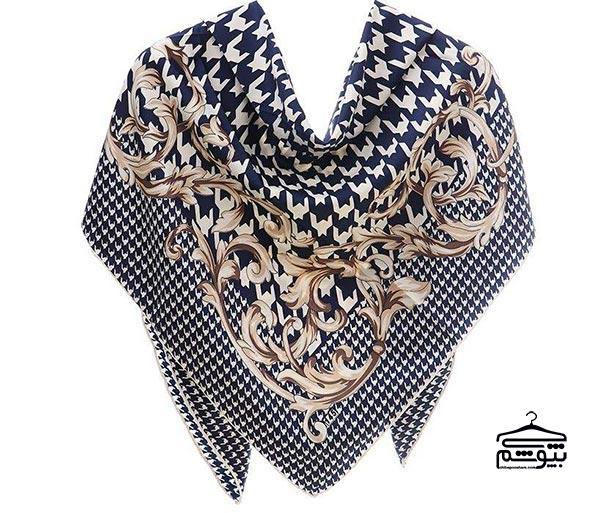 شال و روسری ساتن