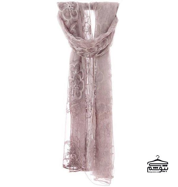 شال و روسری حریر