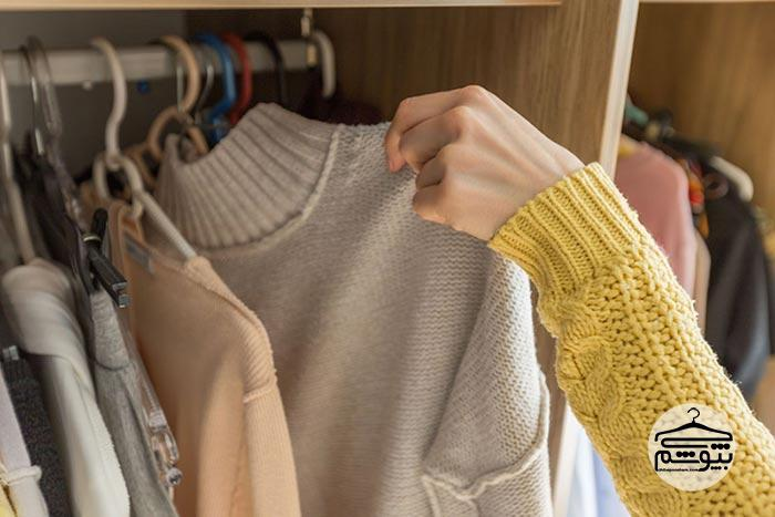 لیستی از لباسهای کمد خود تهیه کنید