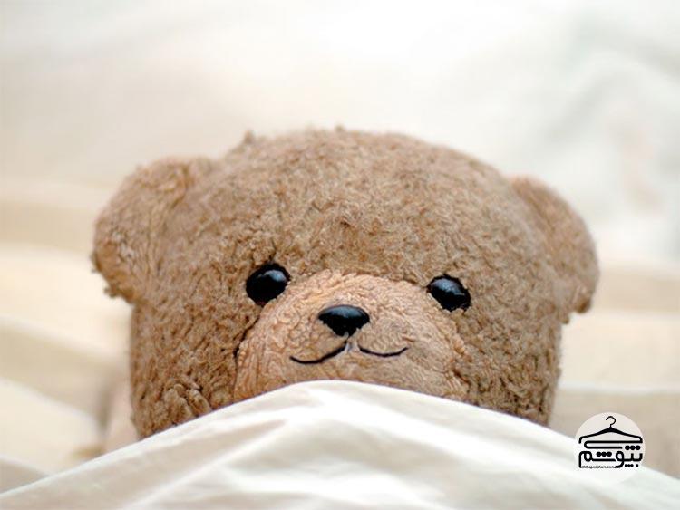 یک حالت مناسب و راحت را برای خوابیدن انتخاب کنید
