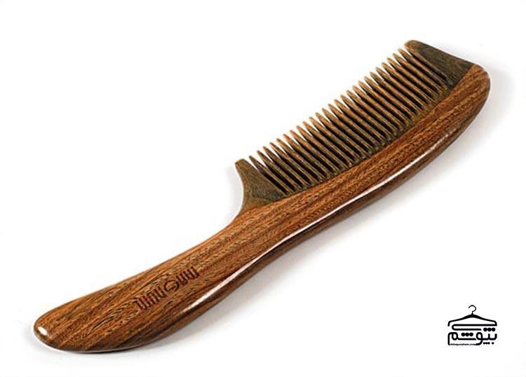 شانه یا برس چوبی