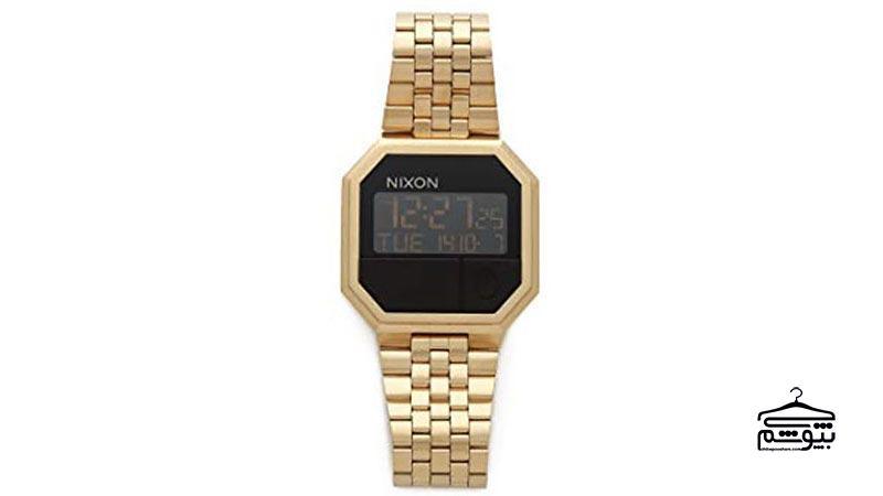 ساعت دیجیتال صفحه مربعی از برند نیکسونمدل A158