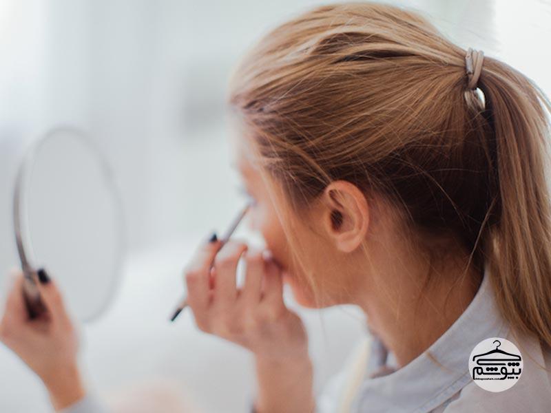آموزش کشیدن خط چشم مایع برای افراد مبتدی  + پیشنهاد خرید
