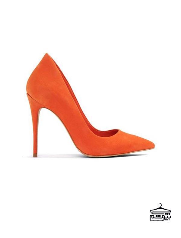 کفش و صندل به رنگ نارنجی