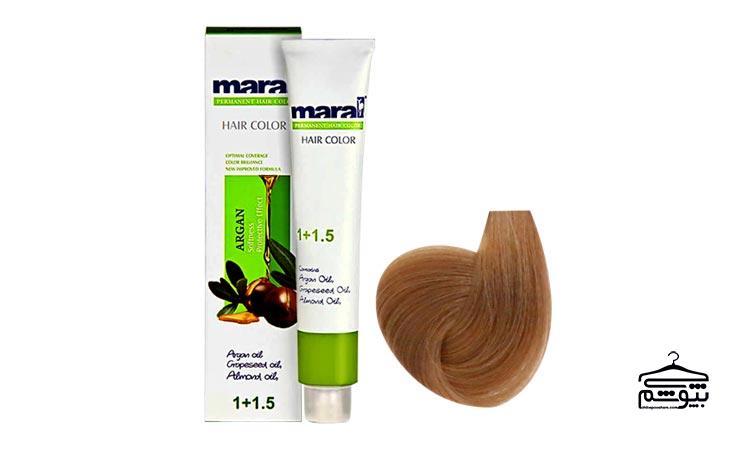 برند رنگ مو و محصولات آرایشی مارال