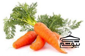آیا هویج مانع از پیری پوست صورت میشود؟