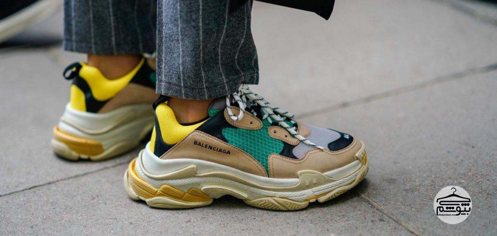 جدیدترین مدلهای کفش کتانی برای خوشاستایلها