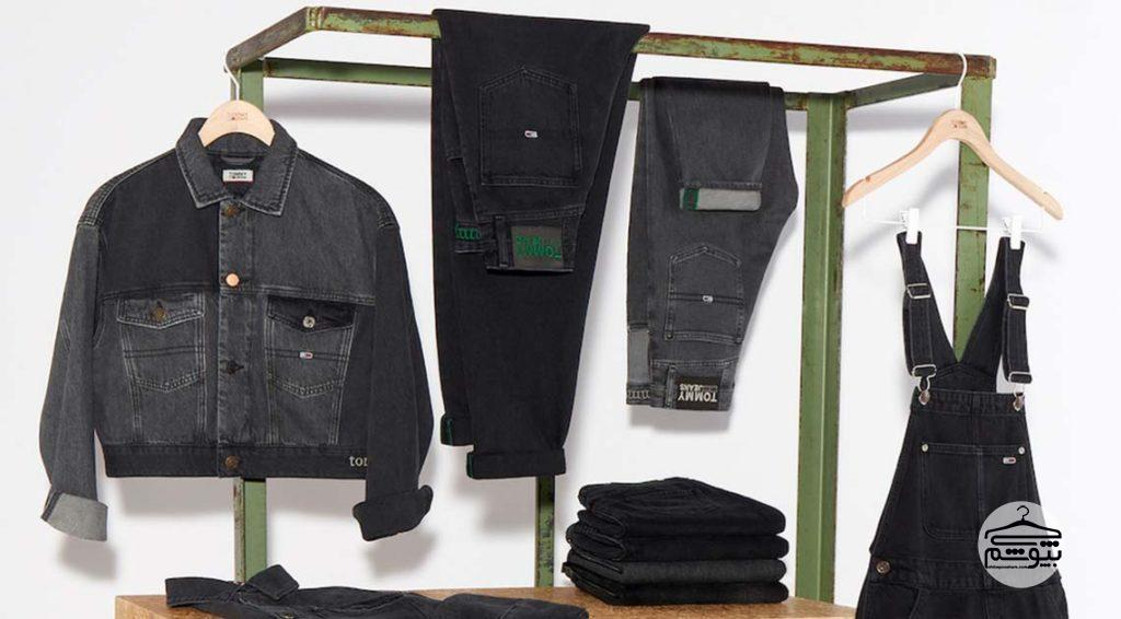 کلکسیون جدید لباس جین «تامی هایلفیگر» از مواد بازیافتی